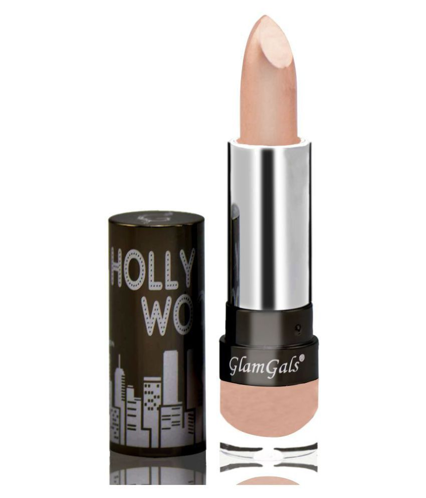 GlamGals HOLLYWOOD-U.S.A Ginger Creme Lipstick Ginger SPF 15 3.5 g