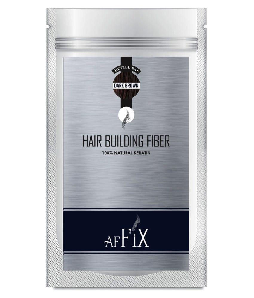 Affix Hair Fibers Dark Brown 40 g