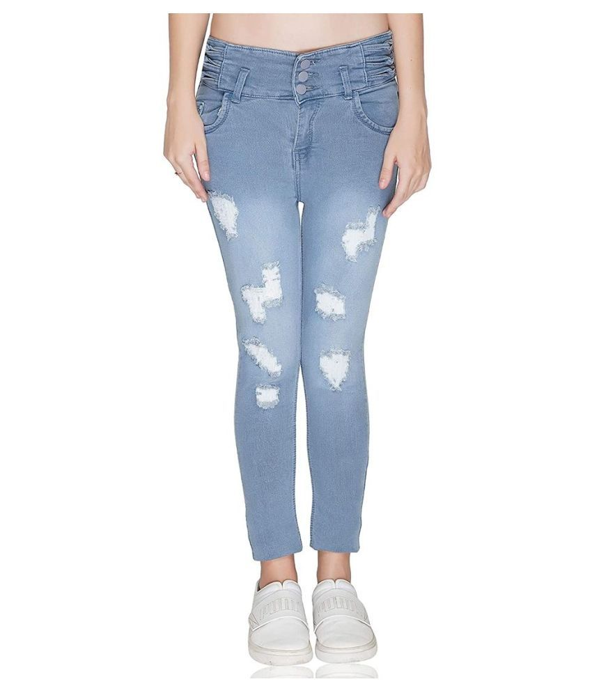 Essence Denim Jeans - Grey