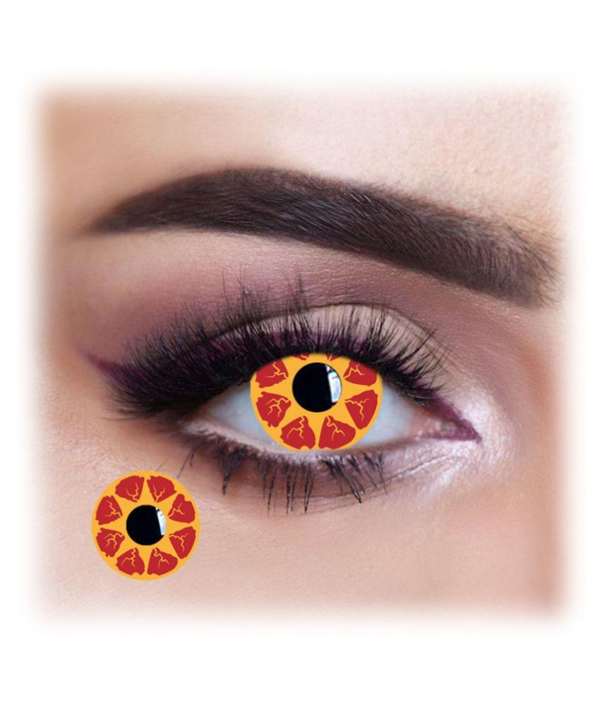 Siya Perfection Malgus Crazy Lens Quarterly Disposable Color Lenses