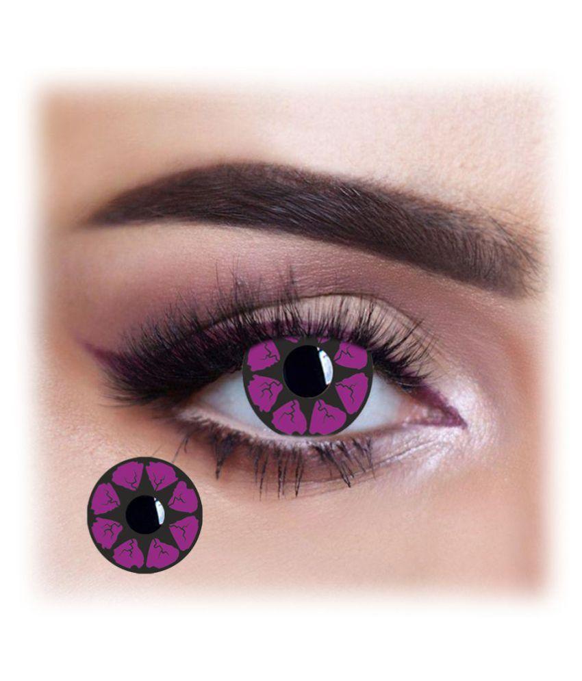Siya Perfection Ronan Crazy Lens Quarterly Disposable Color Lenses