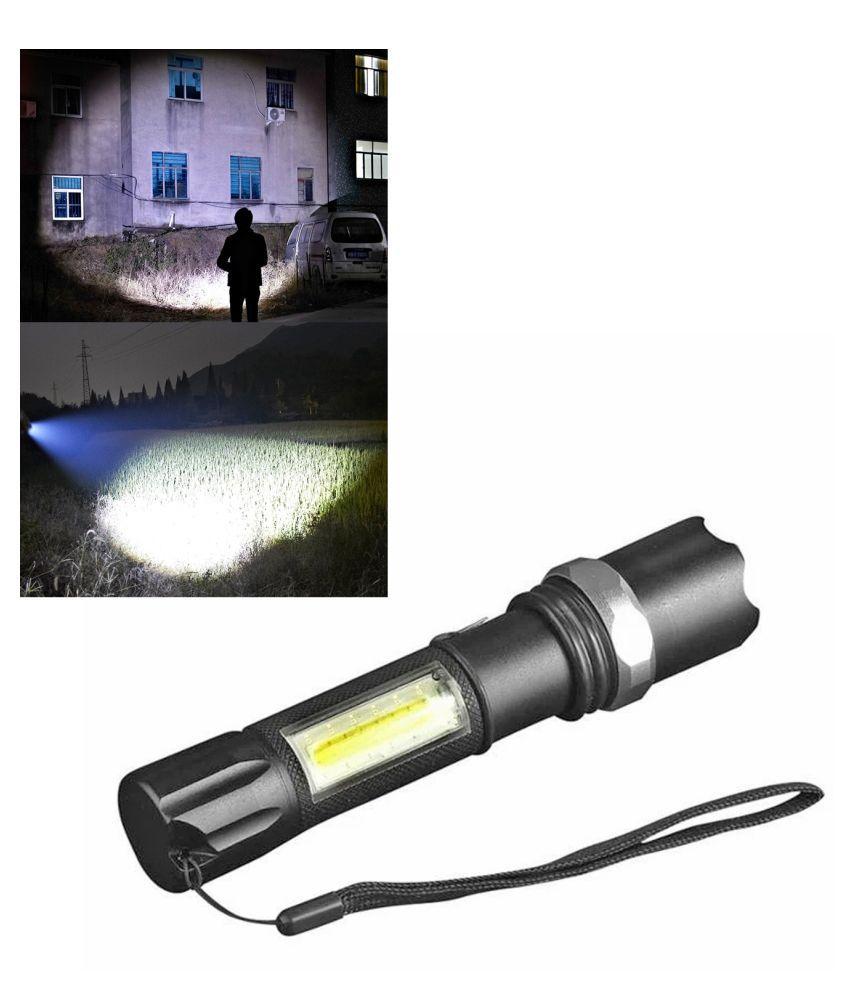 SPERO 10W Flashlight Torch - Pack of 1