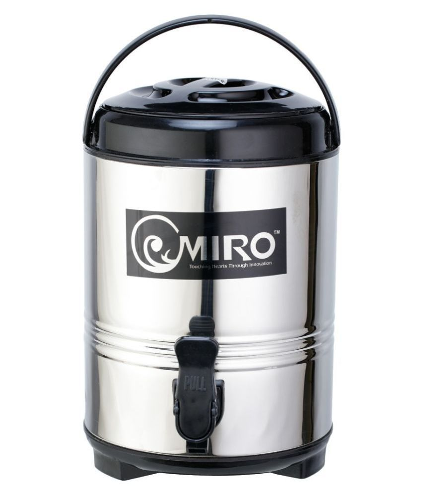 Omiro Thermally Insulated Stainless Steel Jugs 3000 mL