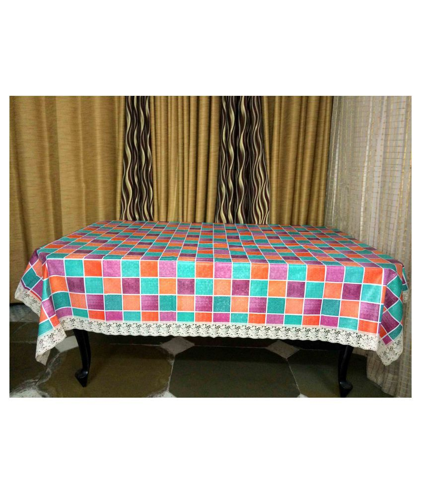A&H 6 Seater PVC Single Table Covers