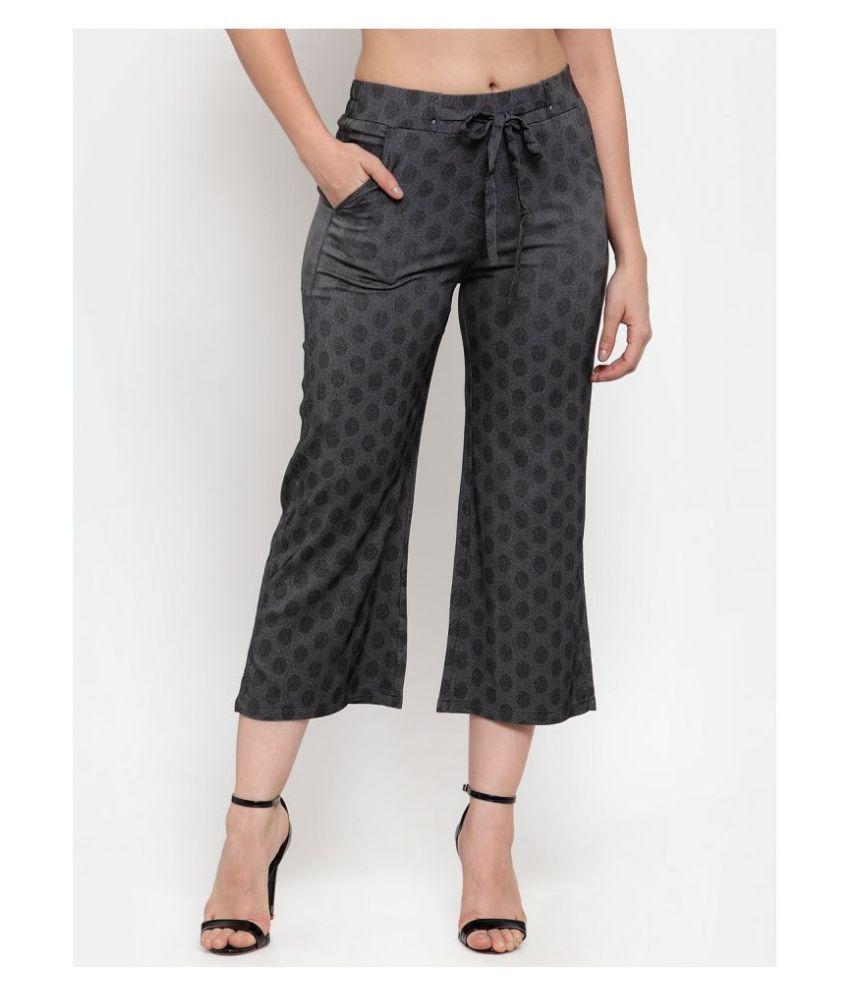 Westwood Poly Viscose Casual Pants