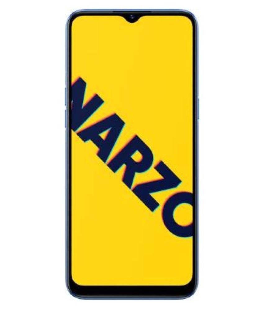 Realme Narzo 10A ( 32GB , 3 GB ) Blue