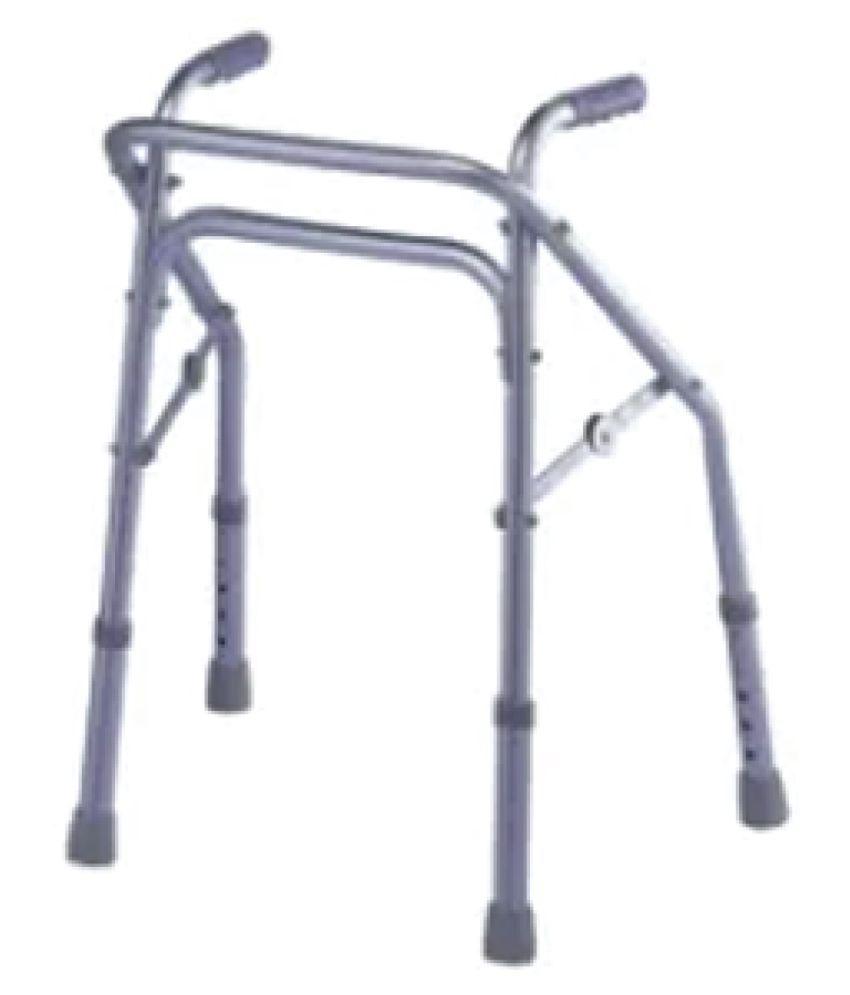 entros Premium adujstable Folding walker for Children Aluminium Walking Sticks