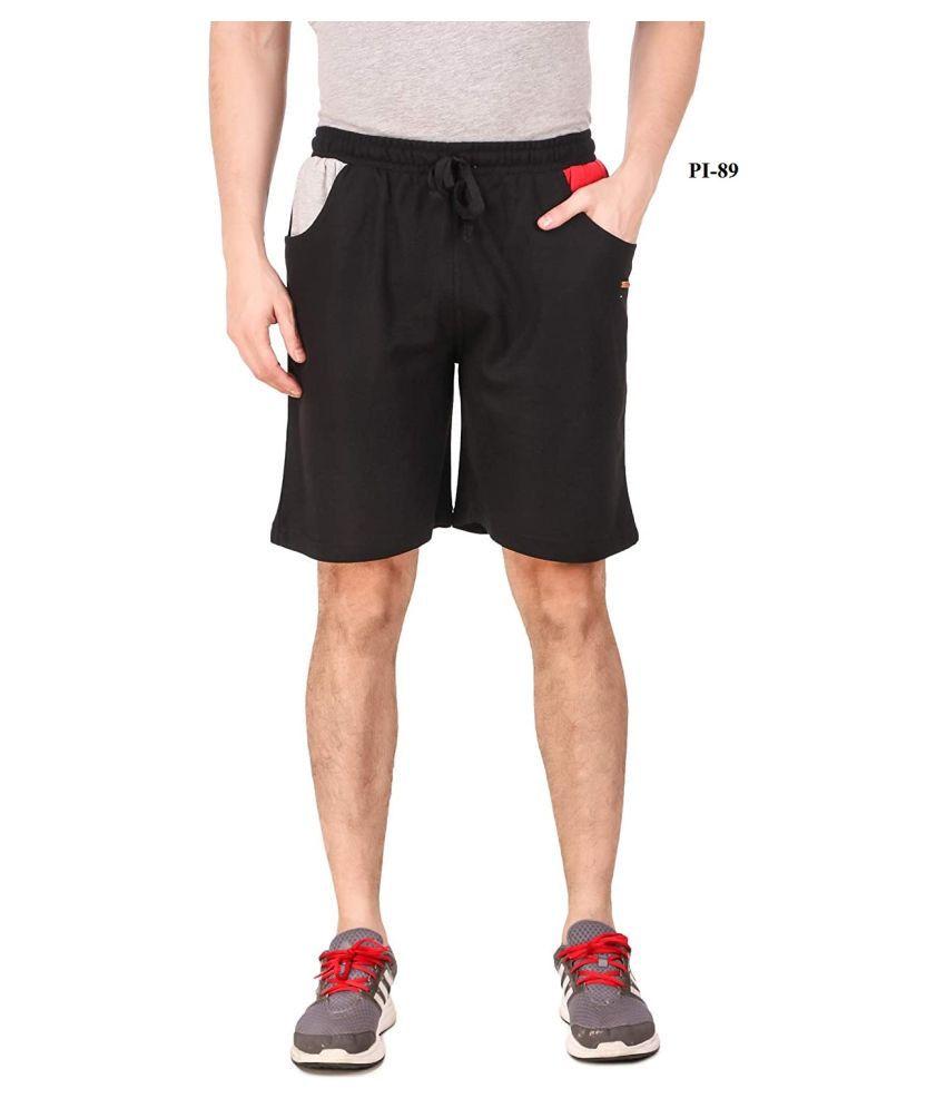 Dustin Black Shorts