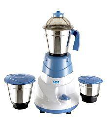 Boss B222 500 Watt 3 Jar Mixer Grinder