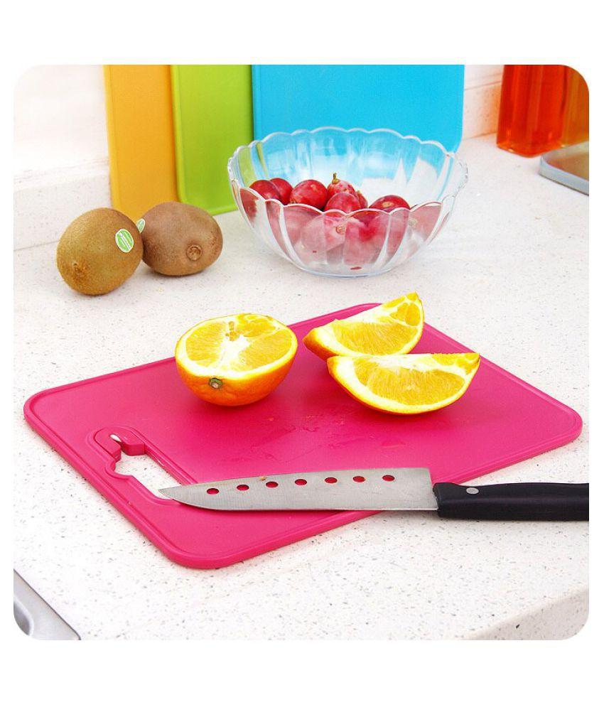 dsc plastic chopping board 1 pcs buy online at best price