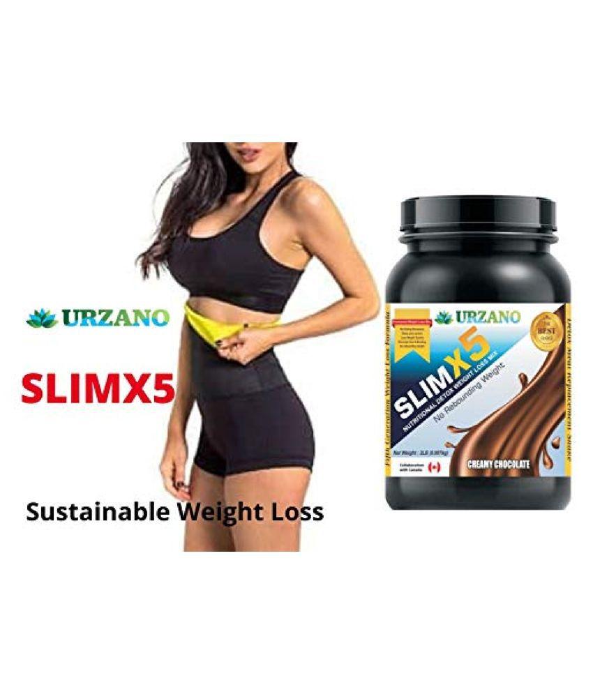 URZANO SLIMX5 990 gm Chocolate Single Pack