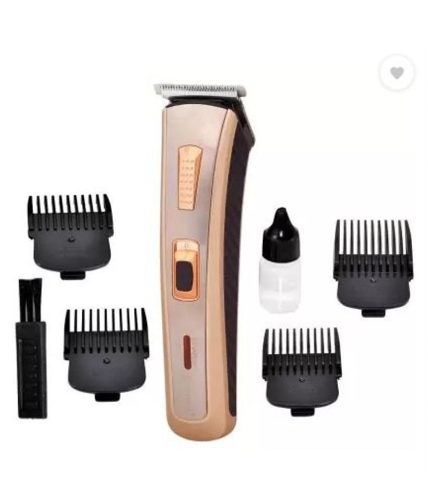 SA Man Rechargeable Hair Clipper Trimme 1 Cartridges