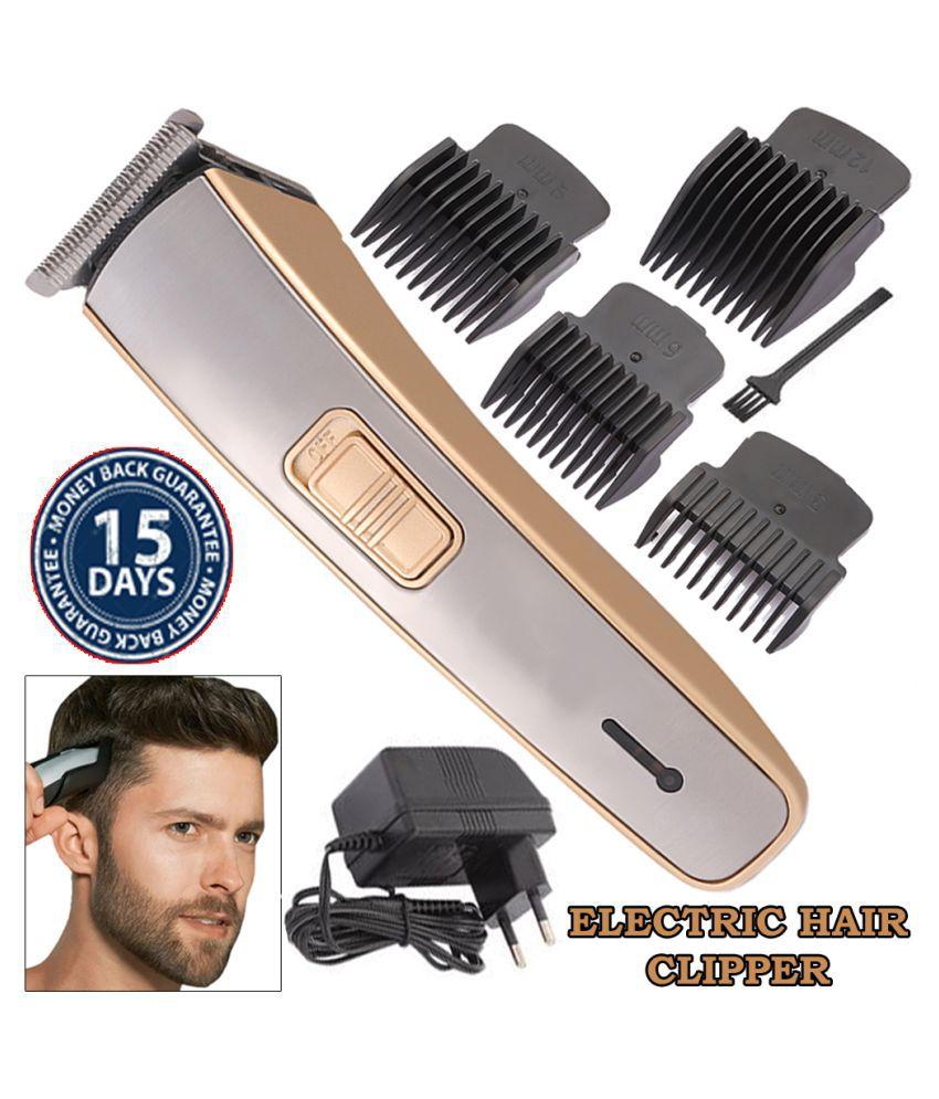 SS Reachable Man Hair Trimmer Clipper Powerful Electric Hair Clipper Trimmer 1 Cartridges