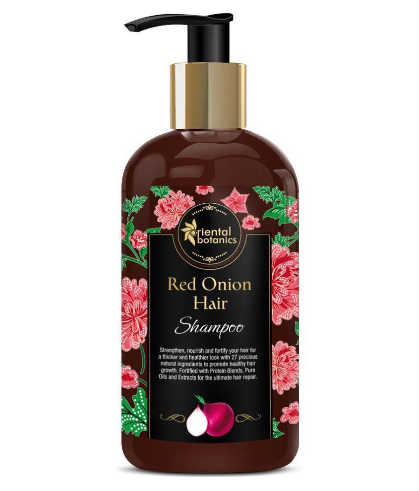 Oriental Botanics Red Onion Hair Growth Shampoo 300 mL