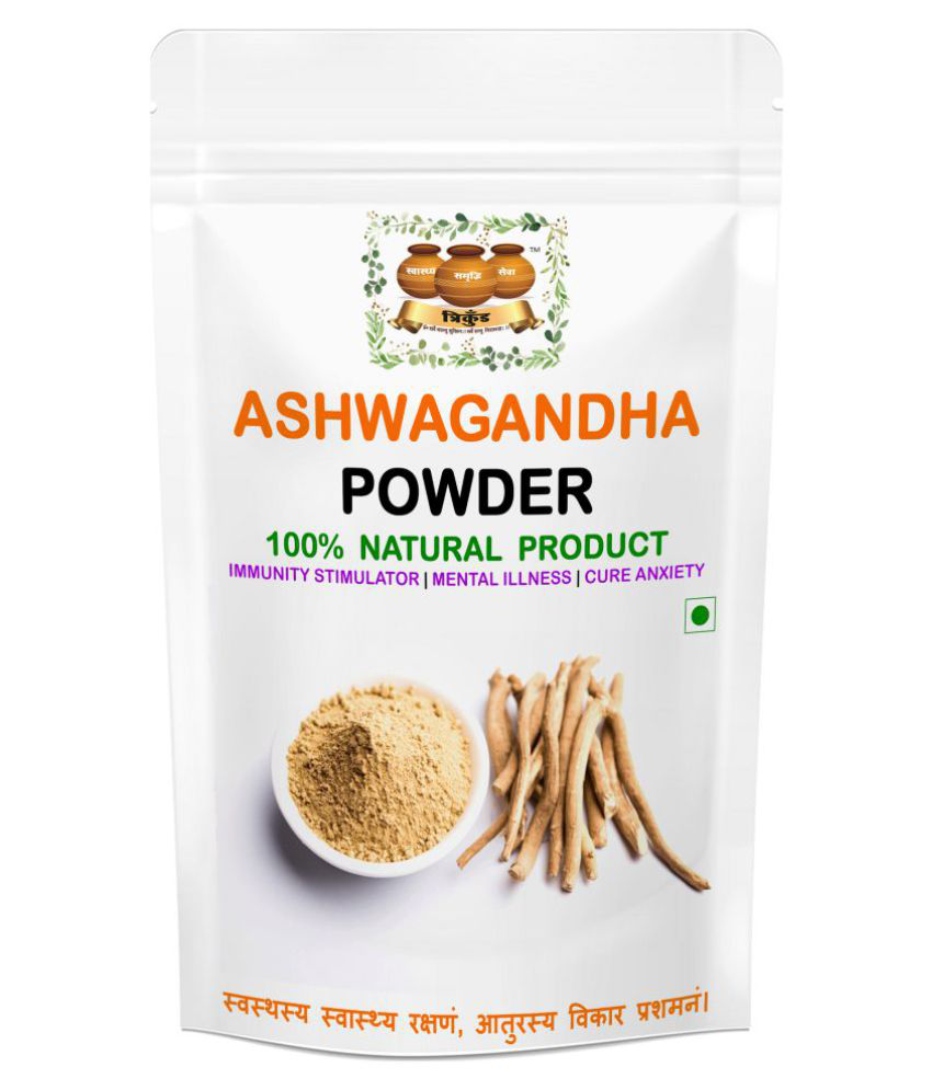 TRIKUND ASHWAGANDHA Powder 50 gm Pack Of 1