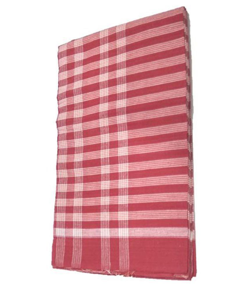Aabha Set of 2 Cotton Bath Towel Multi