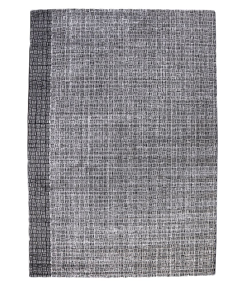 Obsessions Multi Polypropylene Carpet Abstract 5x8 Ft
