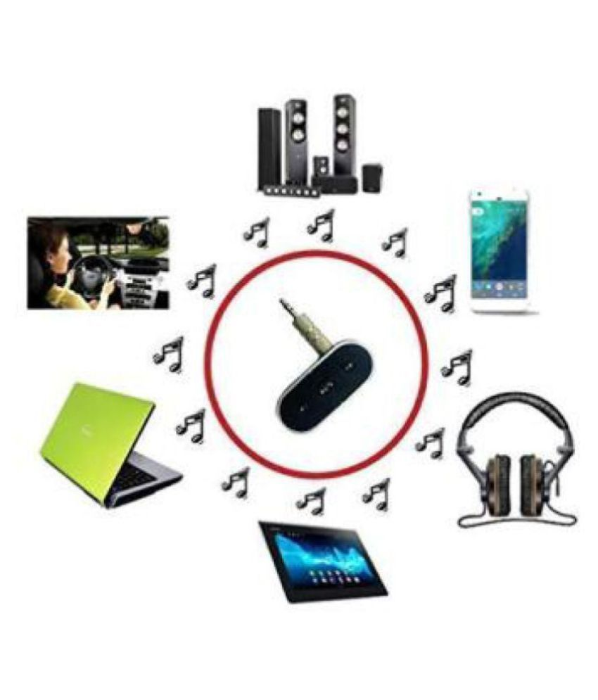One Nine Sales L5 Bluetooth Receiver & Transmitter - Assorted