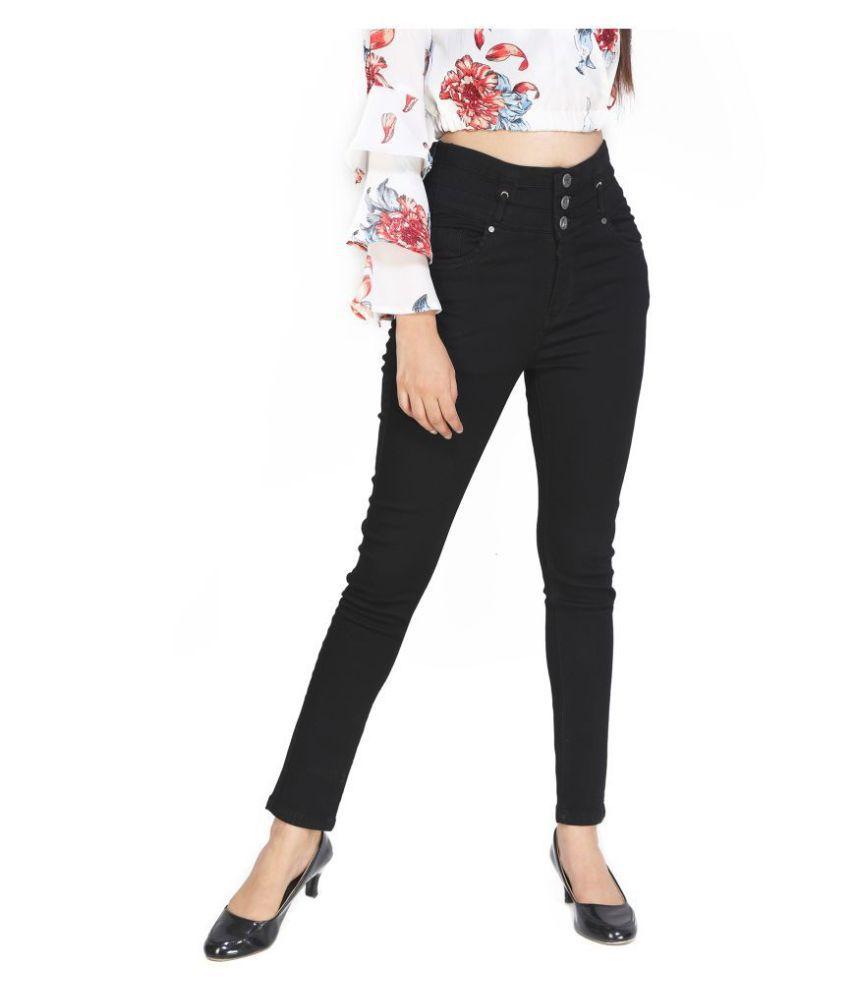Radiance Denim Jeans - Black