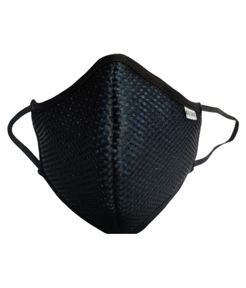 BE SAFE Anti pollution Mask