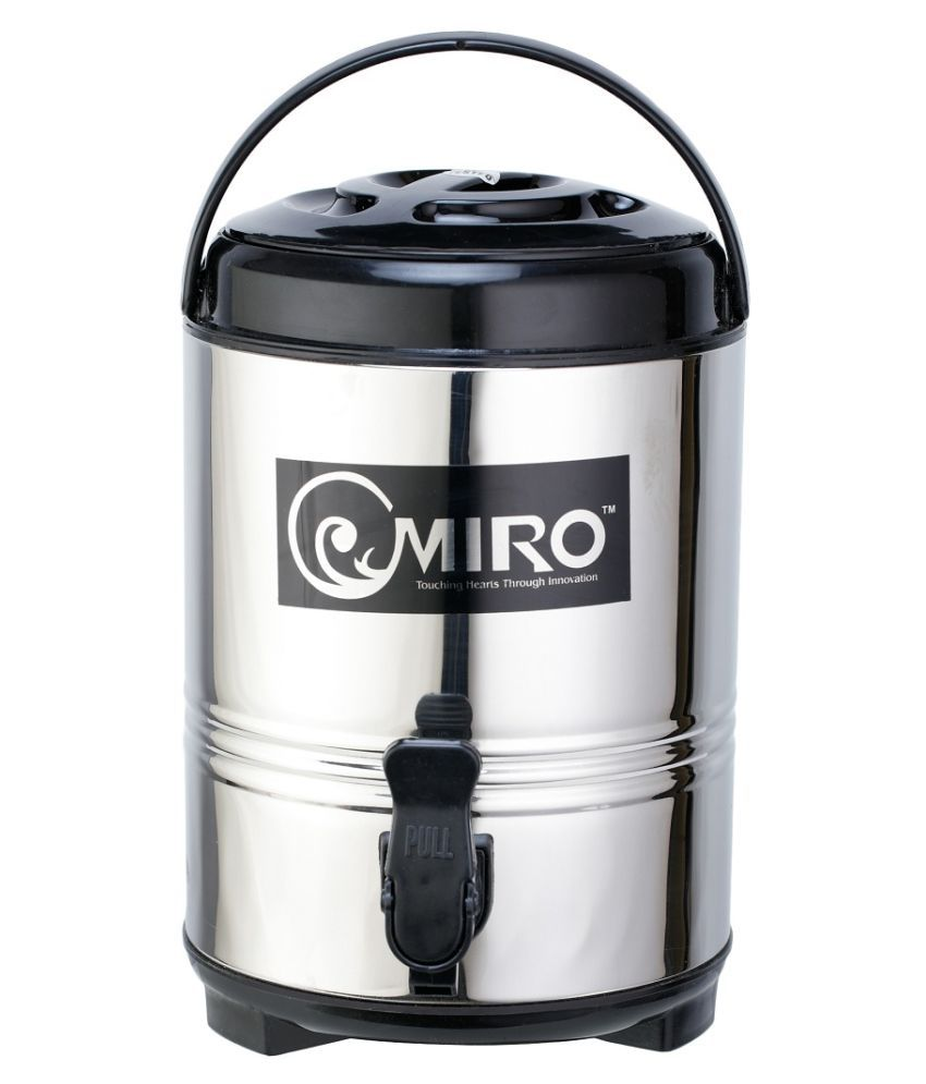 Omiro Thermally Insulated Stainless Steel Jugs 6000 mL