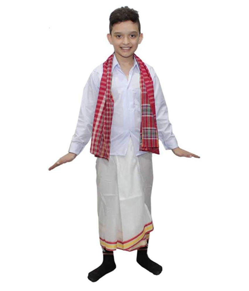 Kaku Fancy Dresses Indian State Traditional Wear Dance Costume For Kids Multicolor 5 6 Years For Boys Buy Kaku Fancy Dresses Indian State Traditional Wear Dance Costume For Kids Multicolor 5 6 Years