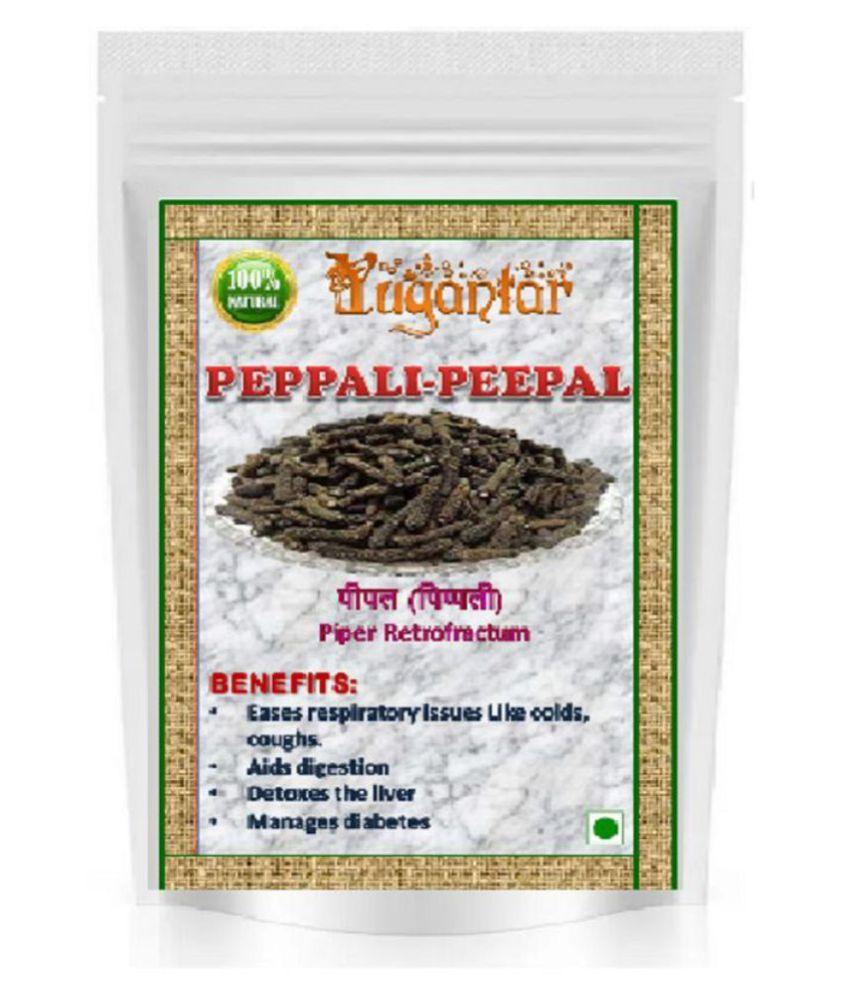 YUGANTAR PEPPALI-PEEPAL Raw Herbs 300 gm