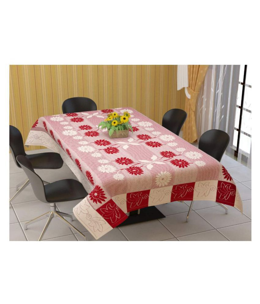 A&H 6 Seater Polyester Single Table Covers