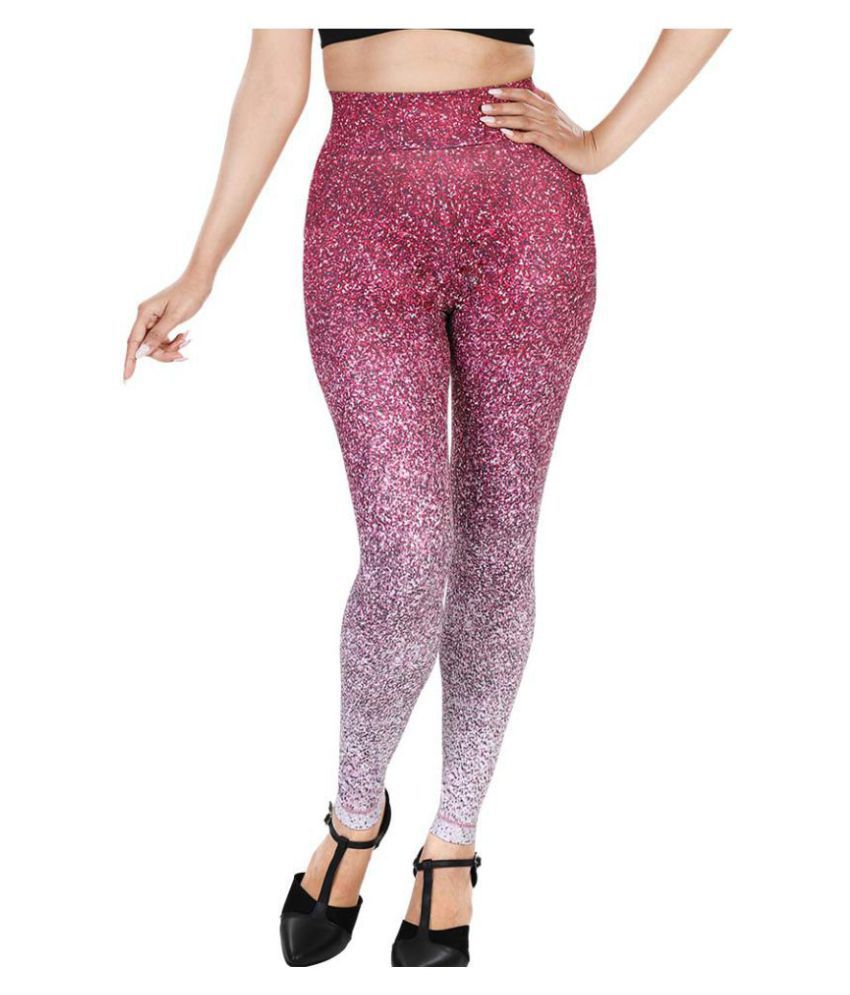 Dermawear Polyester Tights - Multi Color