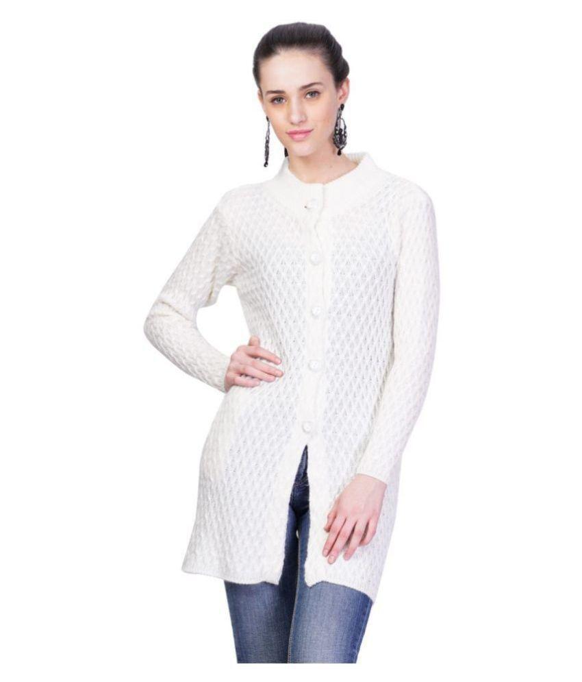 MONTREX Acro Wool White Over coats