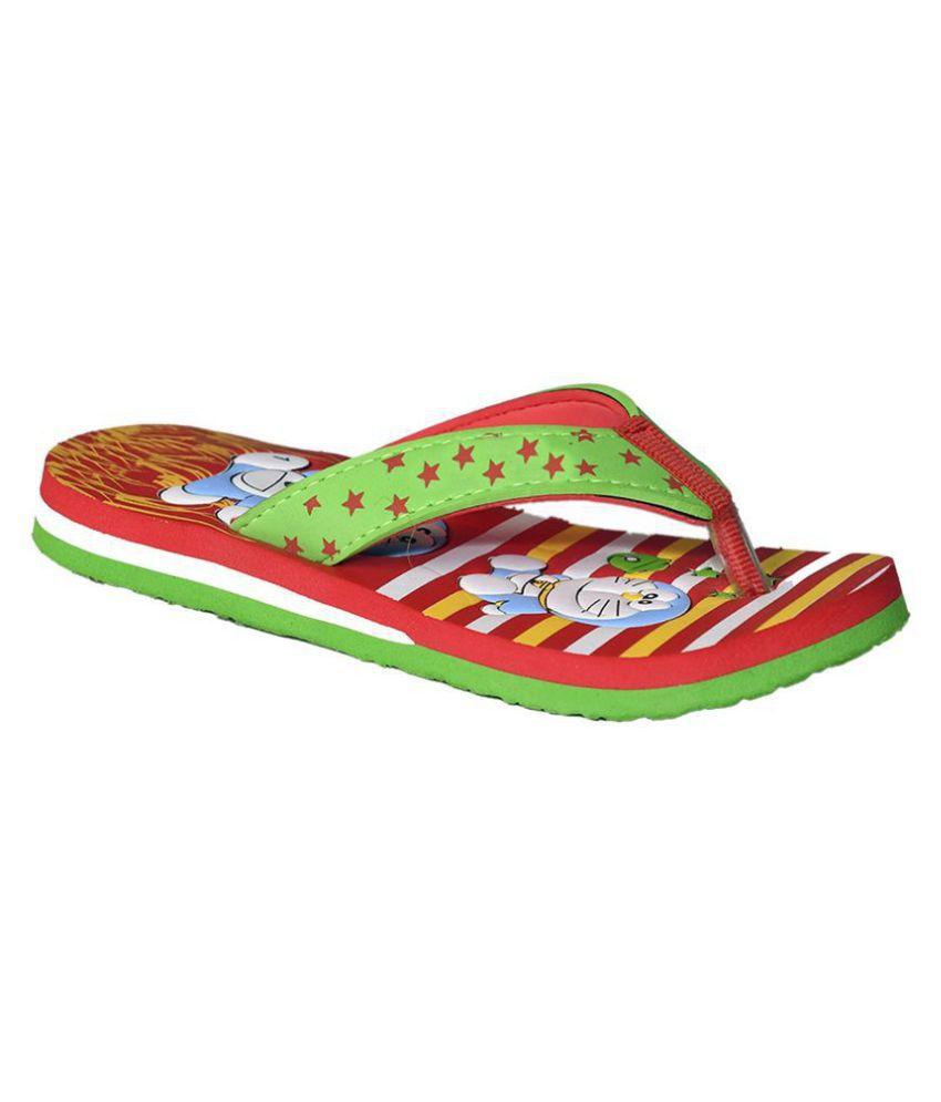 Simata Multicolor Slipper for Kids