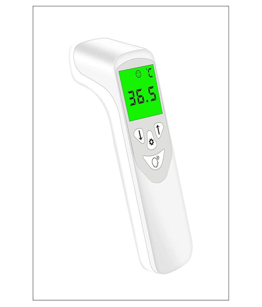 Galaxy DIGITAL INFRARED THERMOMETER Hard
