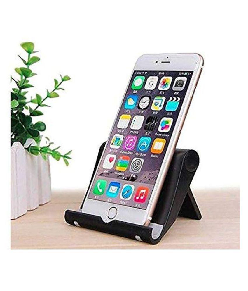Desktop MOBILE STAND Fold-able Portable Desktop Stand for Phone, Tablets Mobile Holder