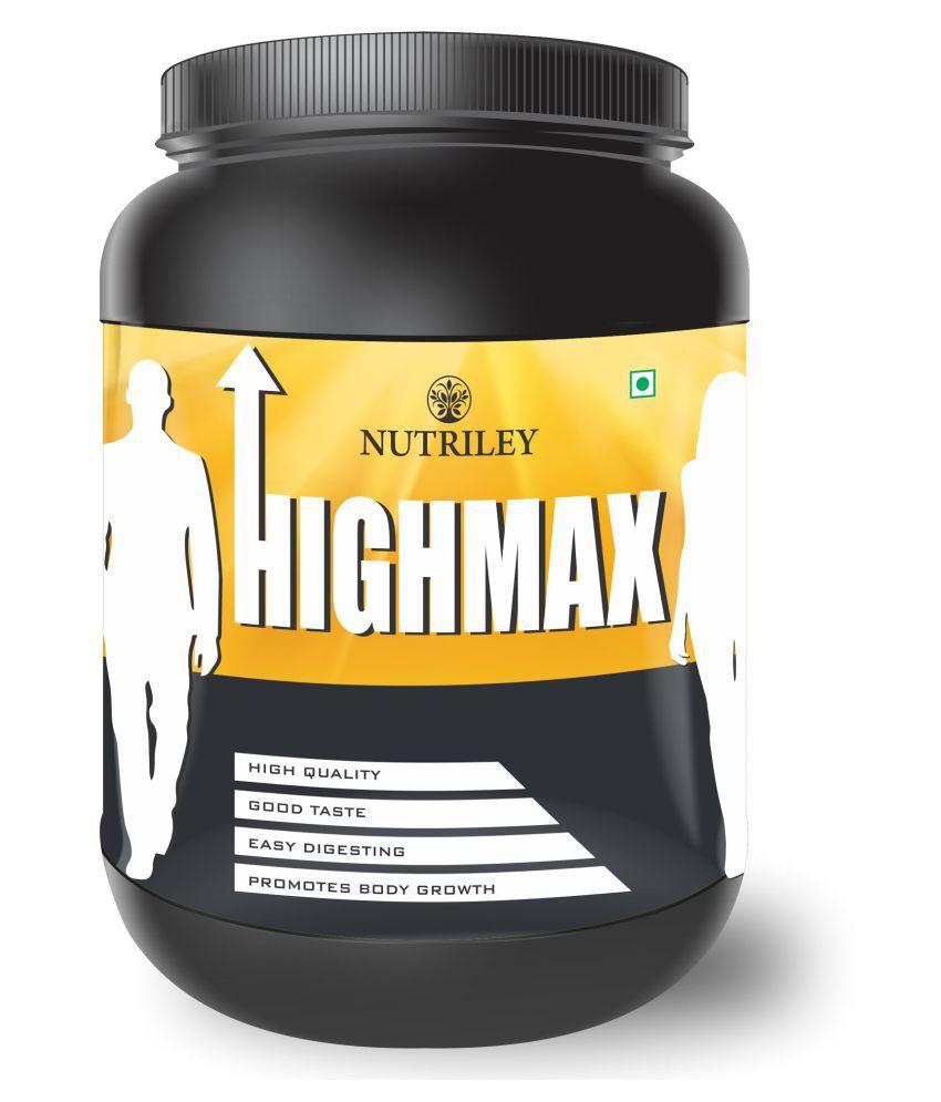 CRD Ayurveda Highmax-Body Height Increase (500 Gms)-Banana 1 gm