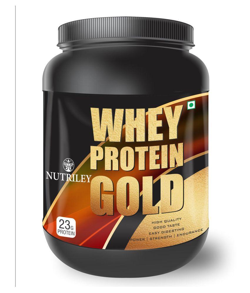 CRD Ayurveda Whey Protein Gold-Whey Protein (1 KG)-Vanila 1 gm