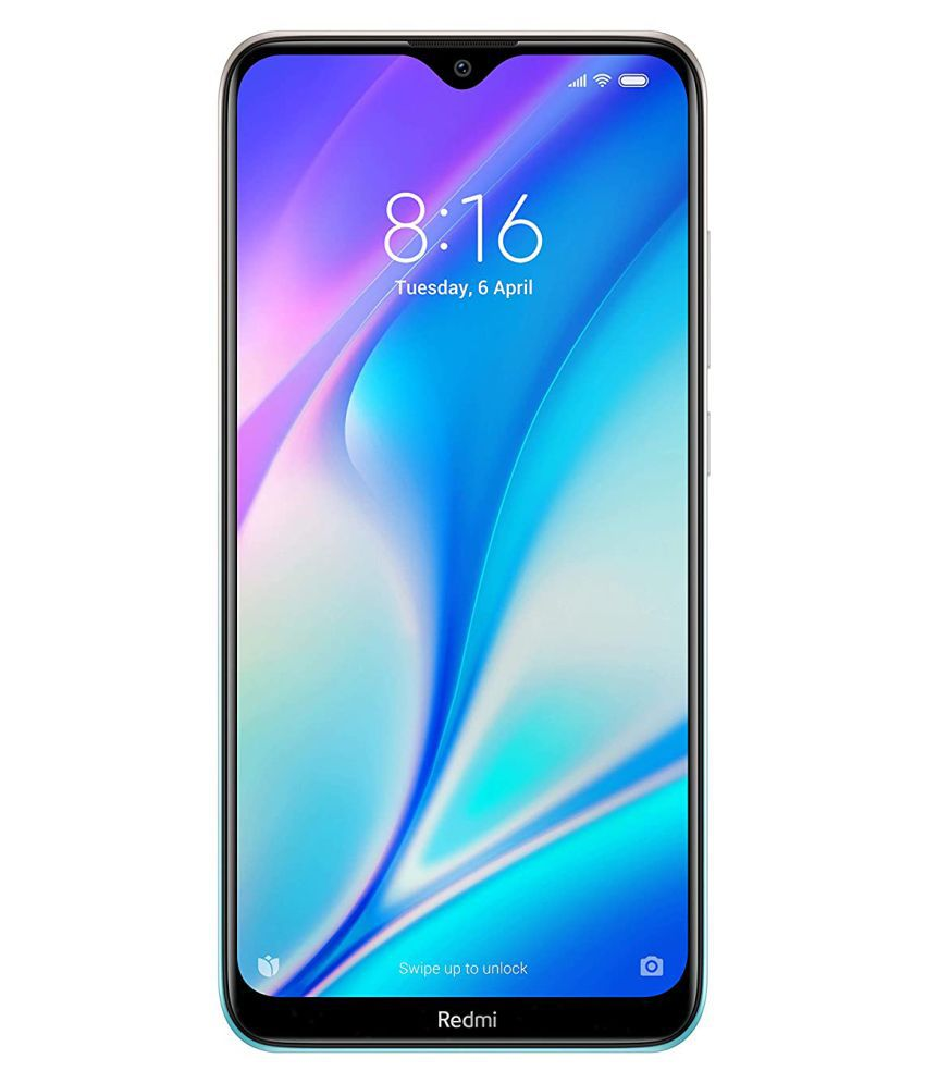 REDMI 8A SEA BLUE ( 32GB , 2 GB ) Blue