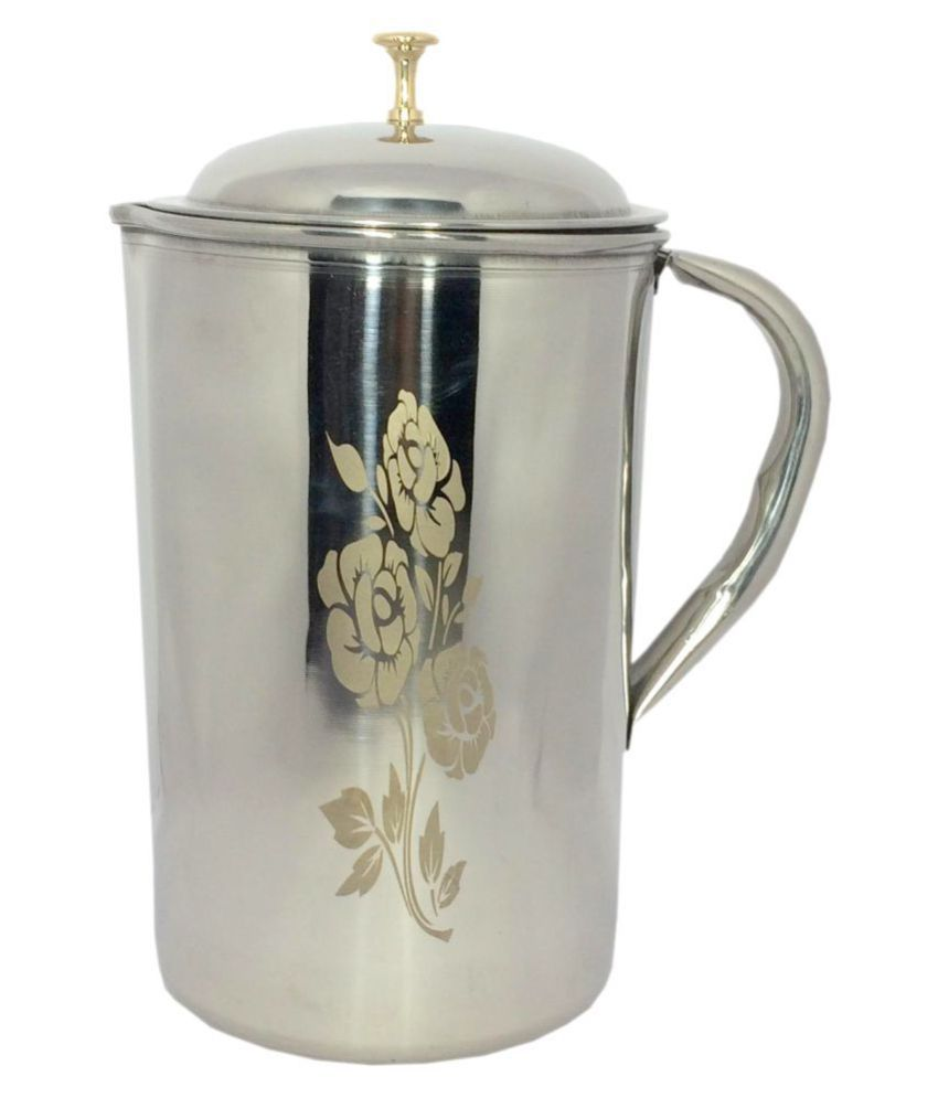 A&H Daily & Regular Use Stainless Steel Jugs 2000 mL