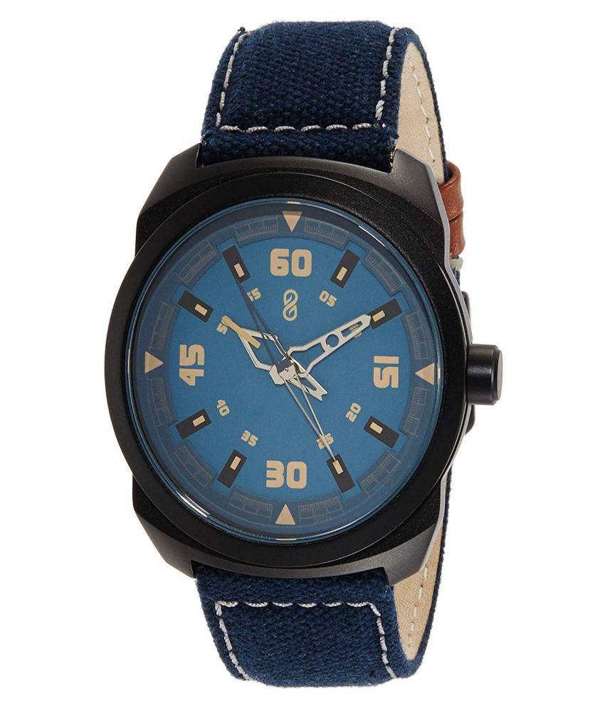 DIGITRACK 9463AL07 Fabric Analog Men's Watch