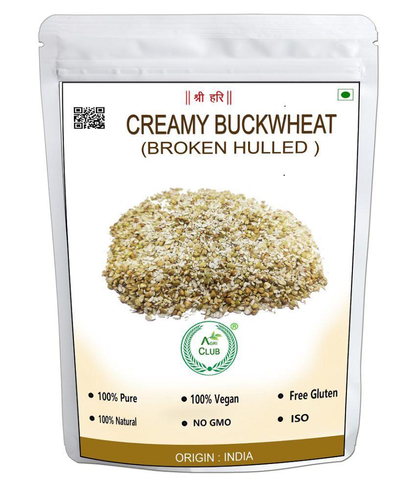 AGRI CLUB Creamy Buckwheat TEFF Wheat 0.5 gm