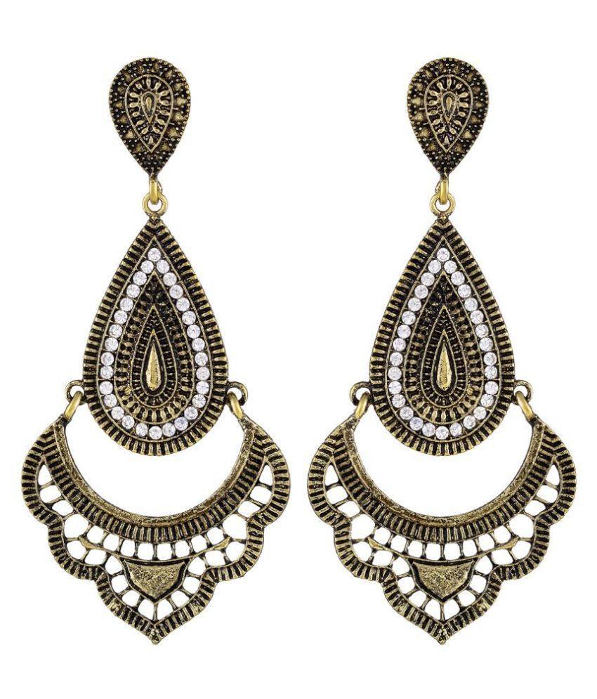 MFJ Fashion Jewellery Designer Collection Stylish Earring For Women