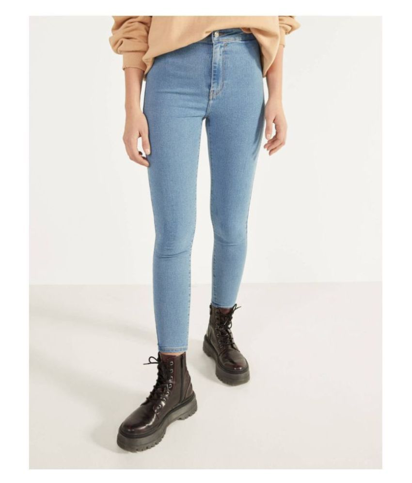 Malachi Denim Lycra Jeans - Blue