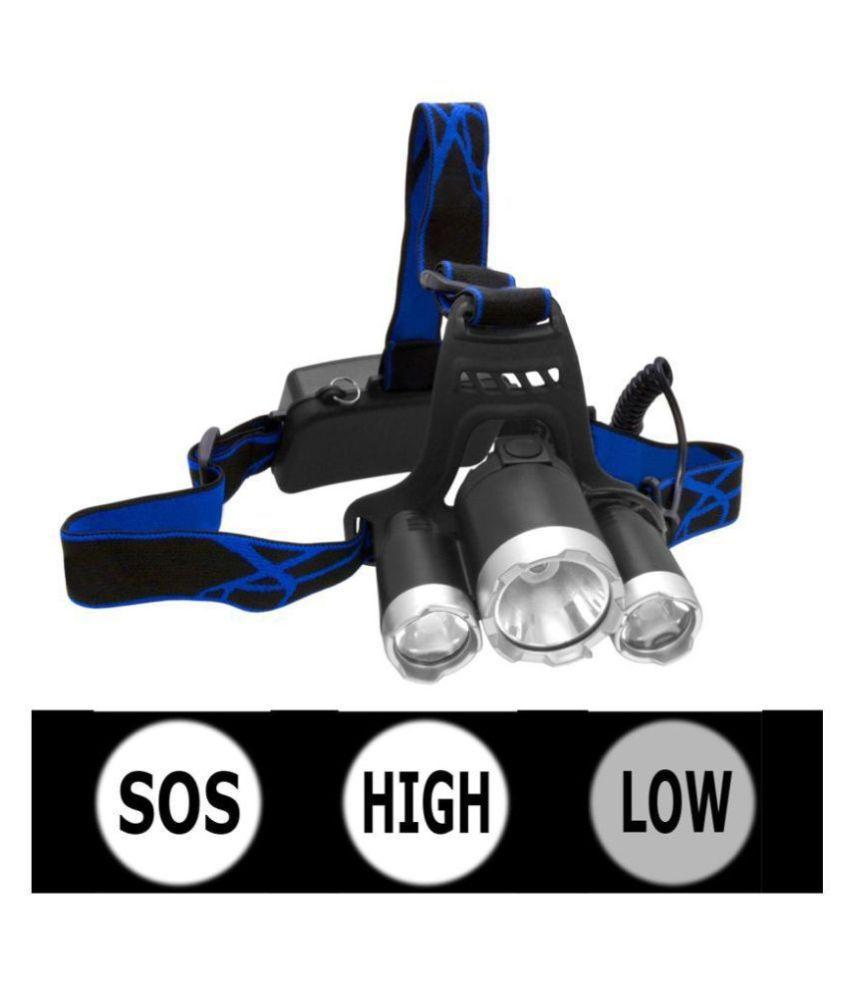 Rechargeable Cree Led Headlight Head Lamp Light Torch Flashlight