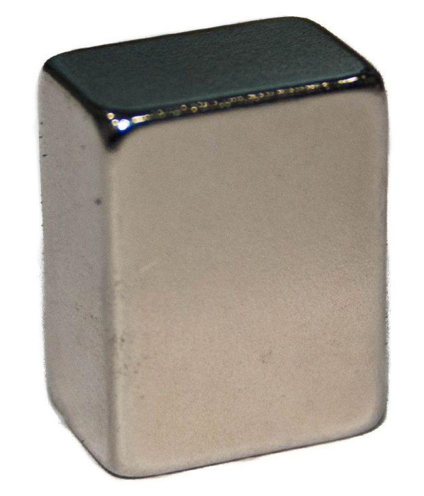 TechtoneMagnetics Strong Neodymium Magnet ( 20 X 10 X 15 ) Mm Rectangle Shape - 1pc