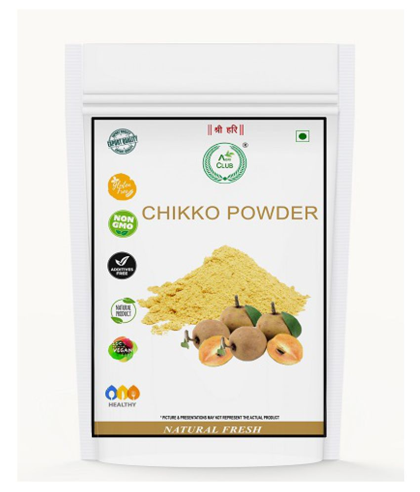 AGRI CLUB CHIKOO POWDER Fruit Drink Mix 0.25 g
