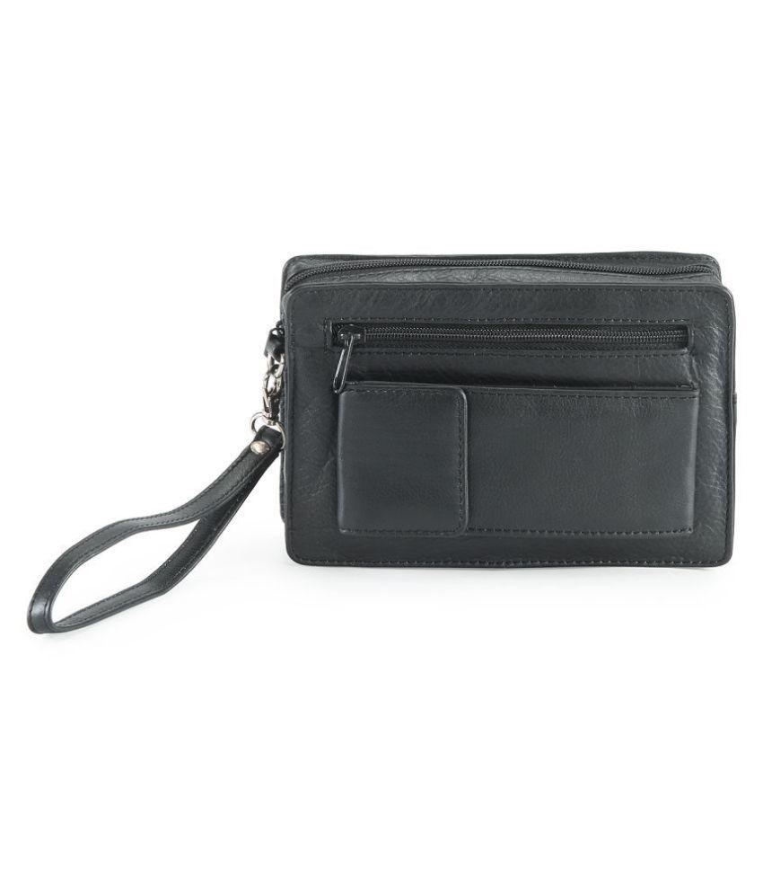 Goodwill Leather Art Black Travel Kit - 1 Pc