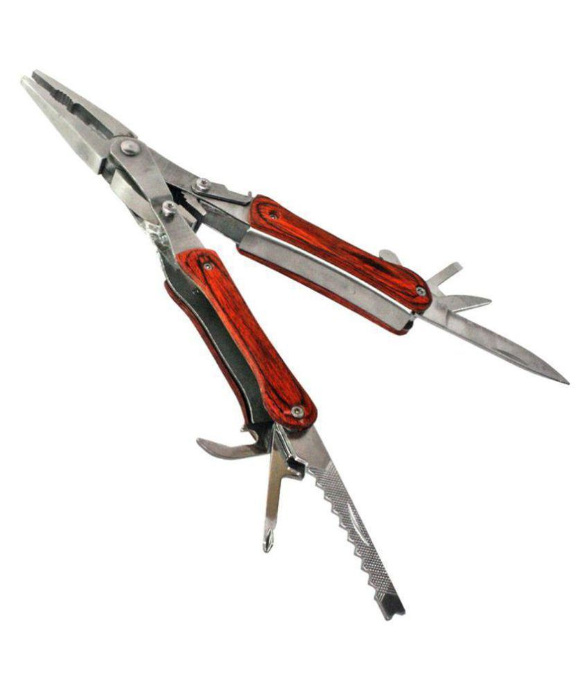 Multi Pliers Army Knife Swiss Hammer Hand Camping Outdoor Tool Spanners
