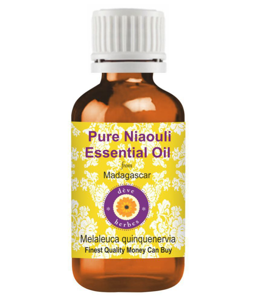 Deve Herbes Pure Niaouli   Essential Oil 50 mL