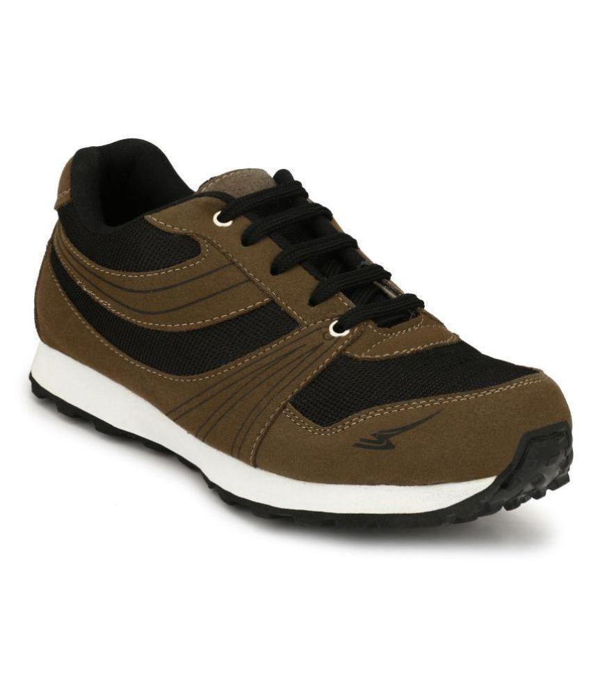 Sir Corbett Brown Running Shoes