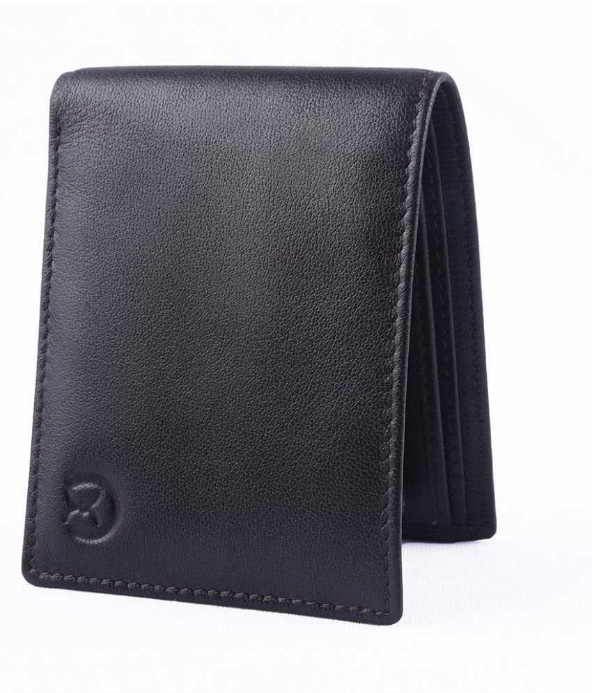 Ox Rodeo Leather Brown Formal Regular Wallet