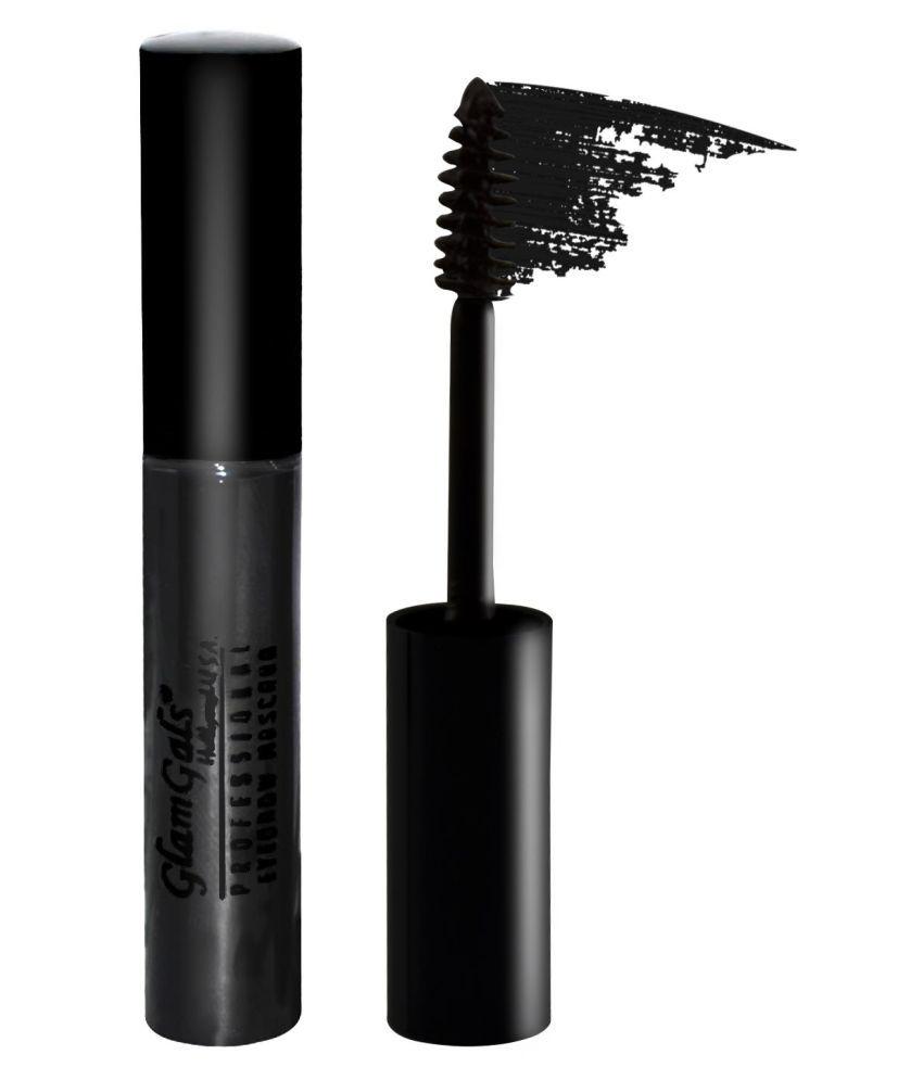 GlamGals HOLLYWOOD-U.S.A Eyebrow Mascara Black